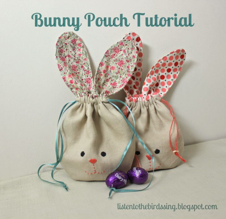 Bunny Projects to Sew