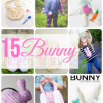 15 Bunny Projects To Sew