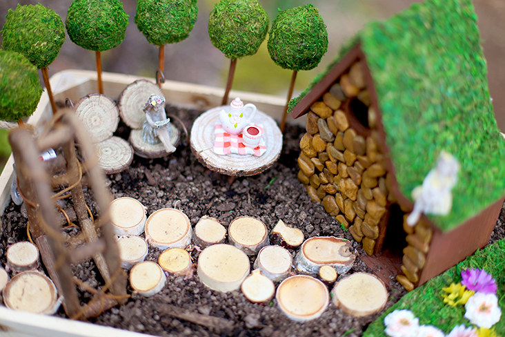 Image result for Fairy houses diy