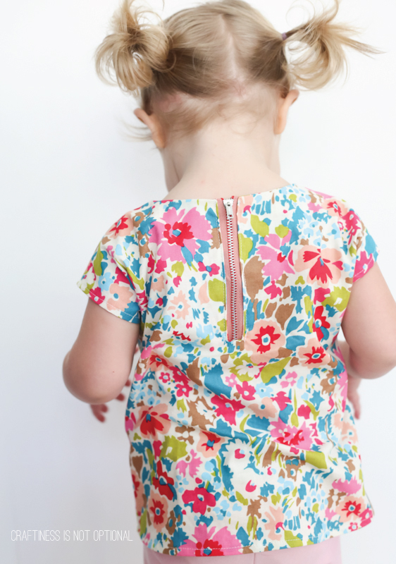 girl's top patterns