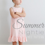 Summer Nightie Free Pattern