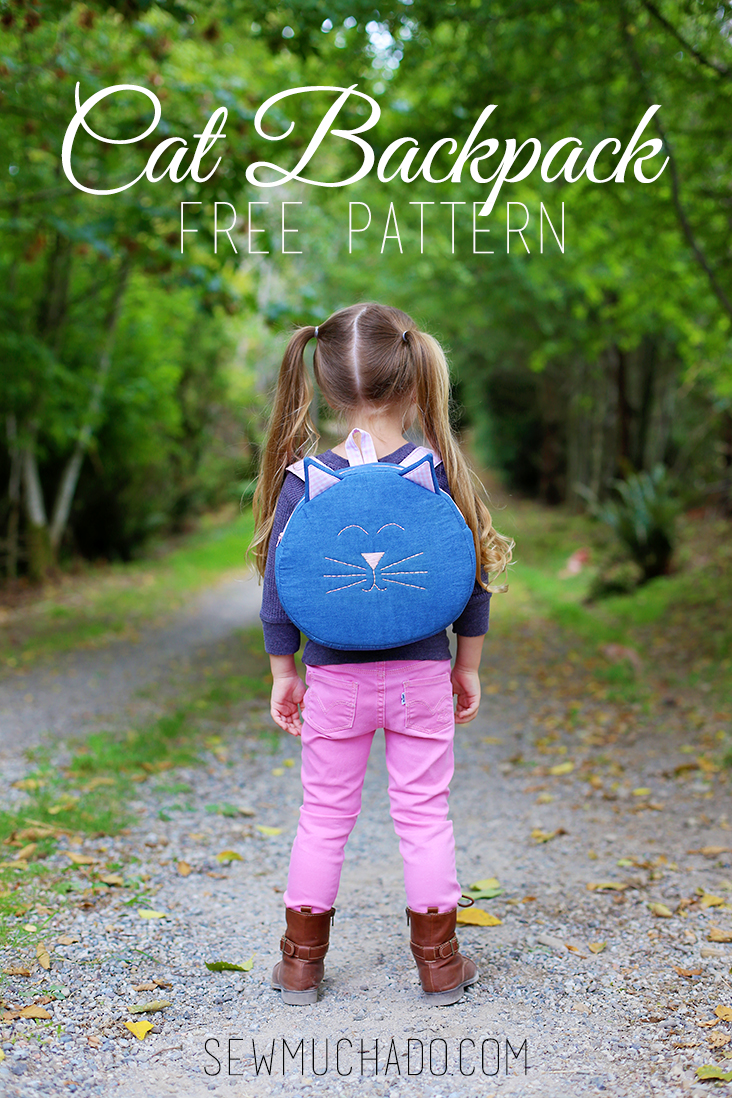 20 Free Backpack Patterns And Tutorials Sew Much Ado