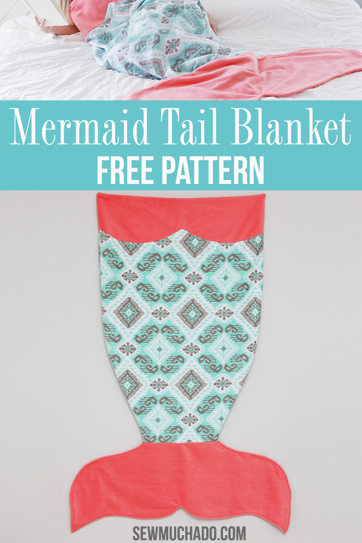 mermaid tail sewing pattern