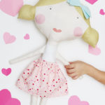See Kate Sew Doll Fabric