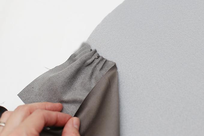 No Sew Ruffled Tree Skirt