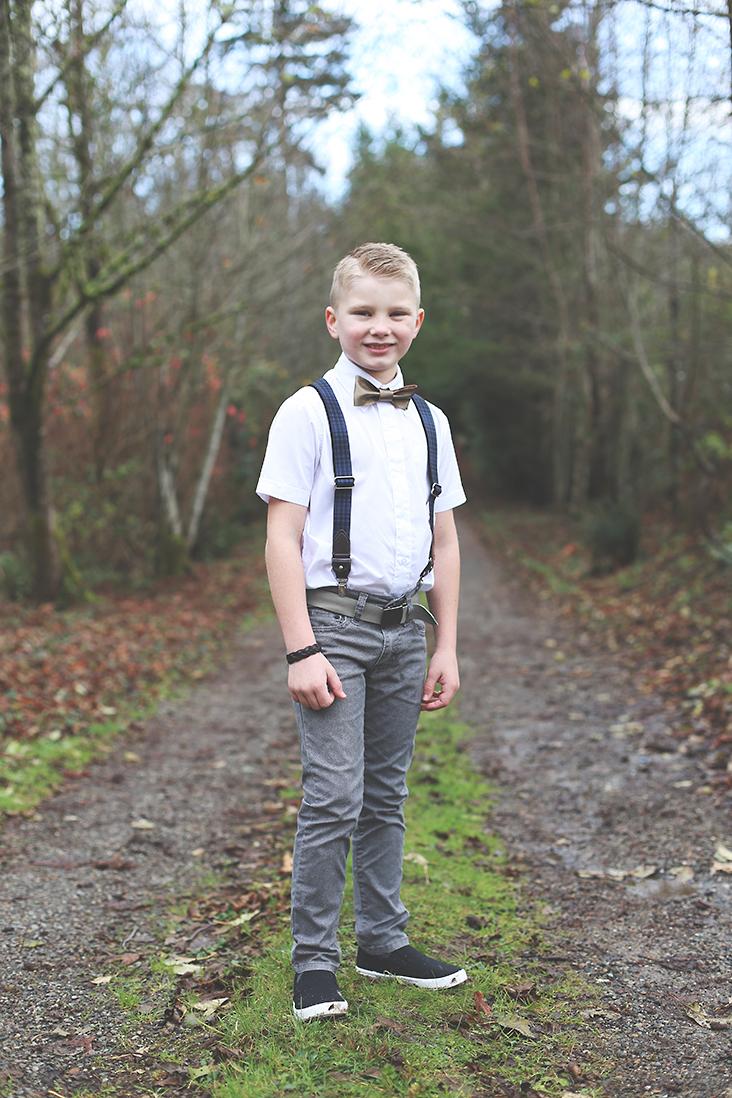 Boy's Bowtie Pattern