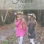 Flower Crown Tutorial