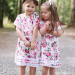 Polly Peasant Dresses {Floral + Lace}