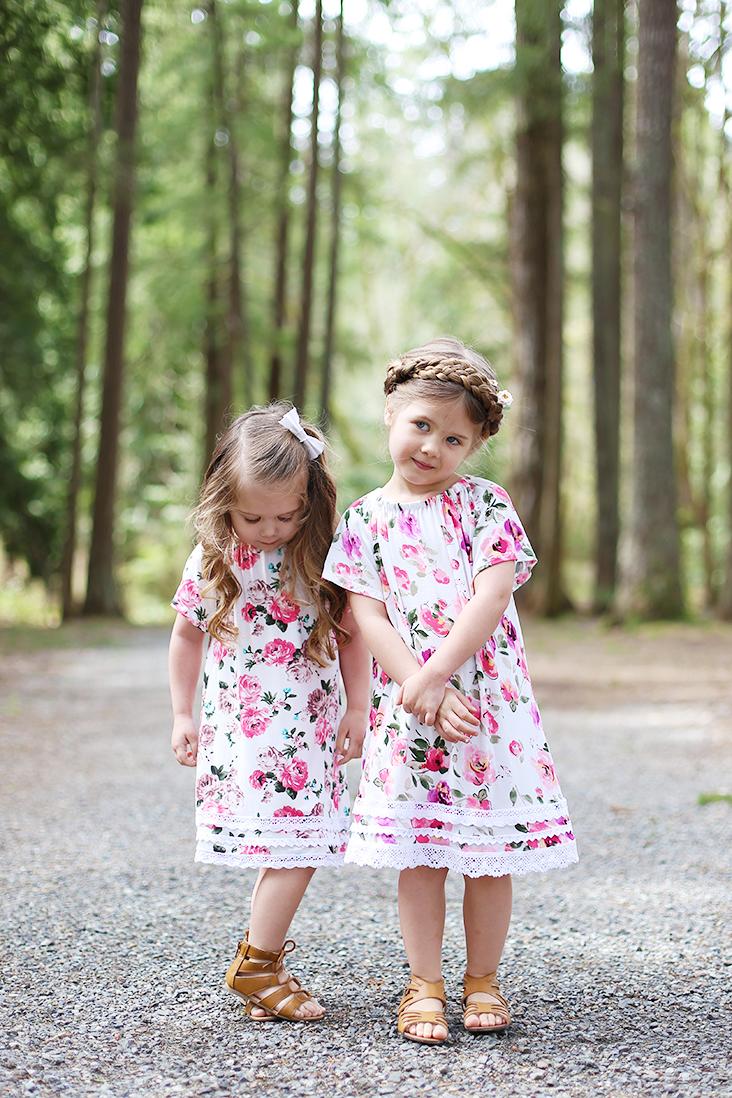 Girl's Dress Pattern