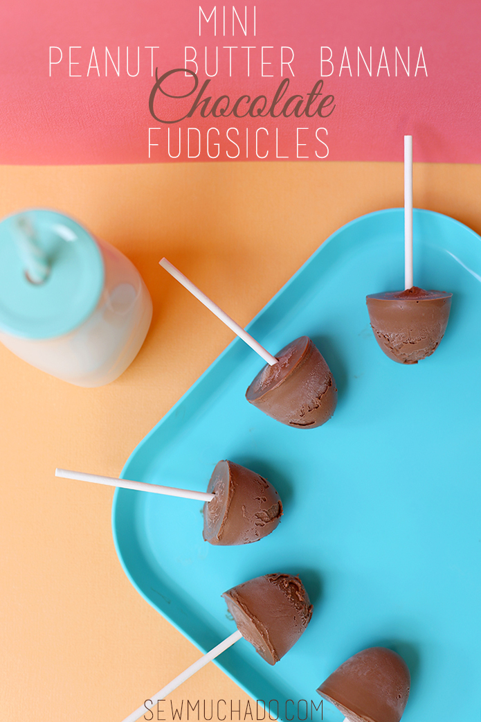 Healthy Fudgesicle Recipe