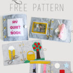 Quiet Book Free Tutorial and Pattern