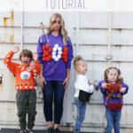 DIY Ugly Halloween Sweaters