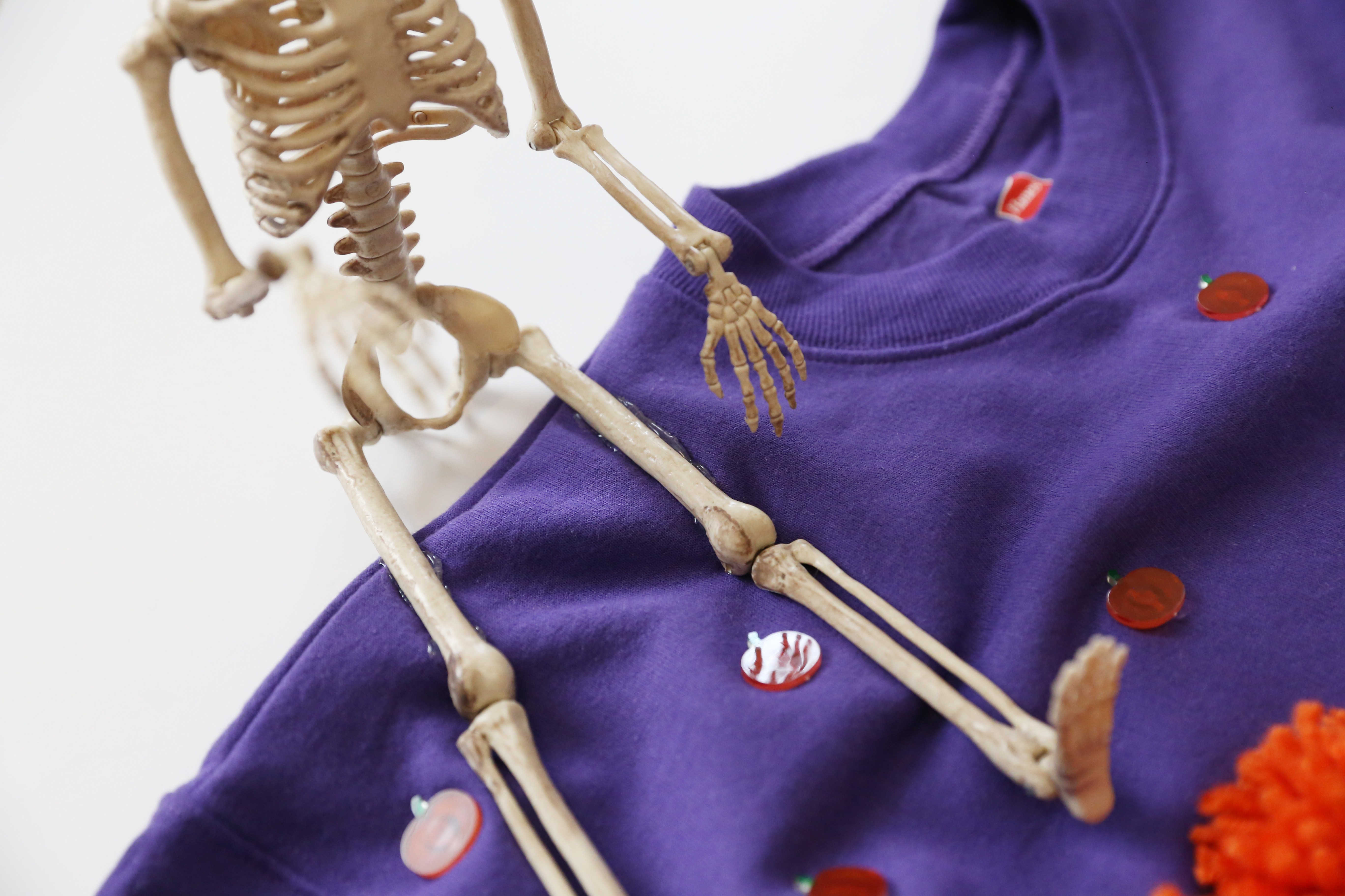 DIY Ugly Halloween Sweaters - Sew Much Ado