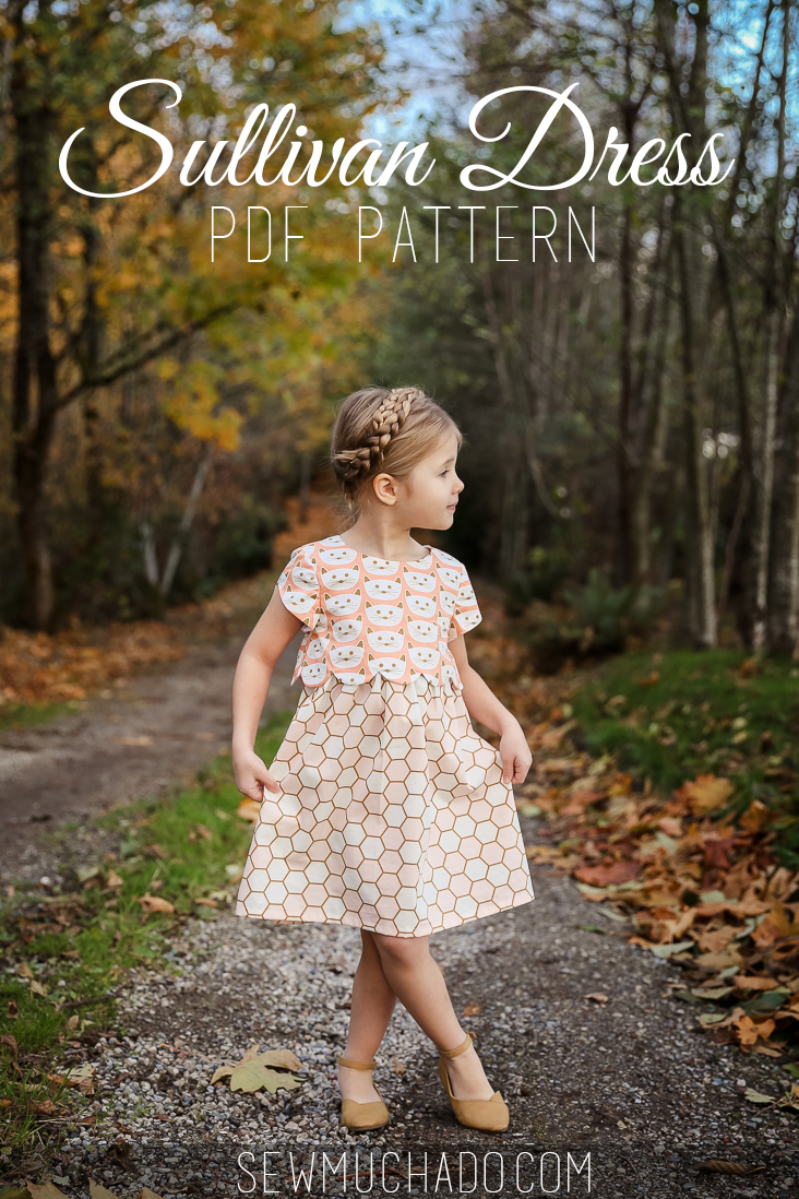 Girl's Dress Pattern