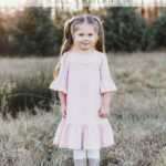 Free Girl's Ruffle Dress Pattern
