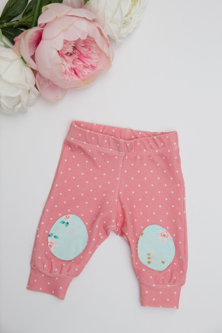 Baby Pants Free Sewing Pattern