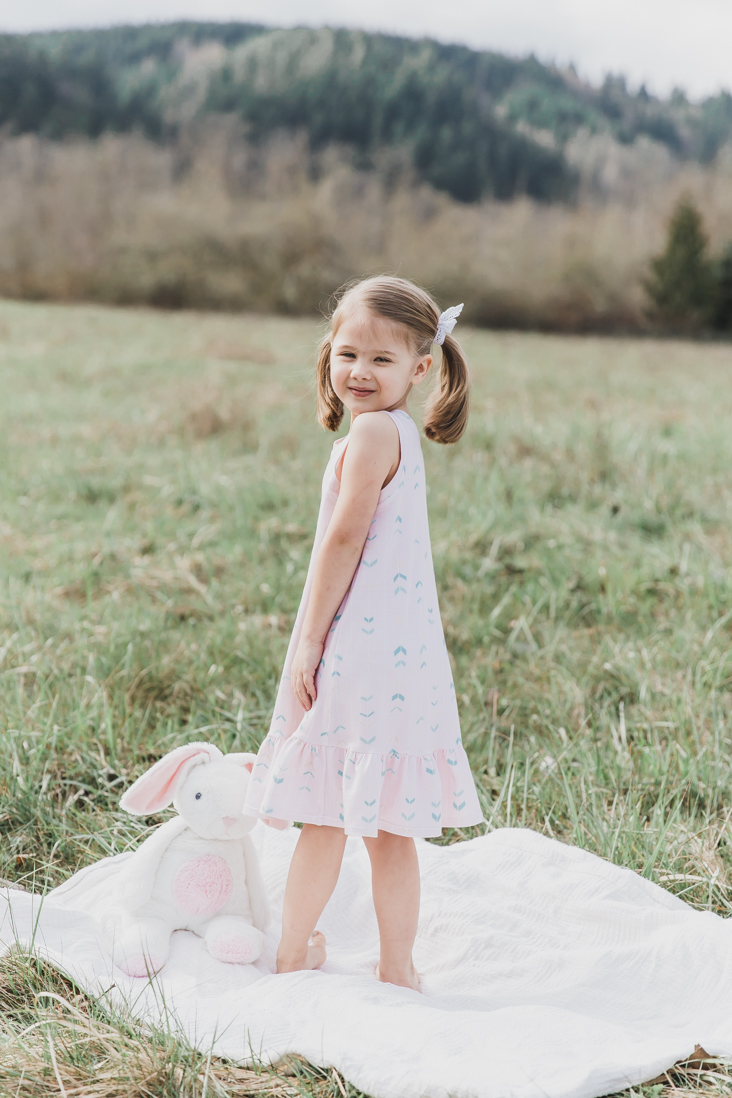 Girls Nightgown Pattern