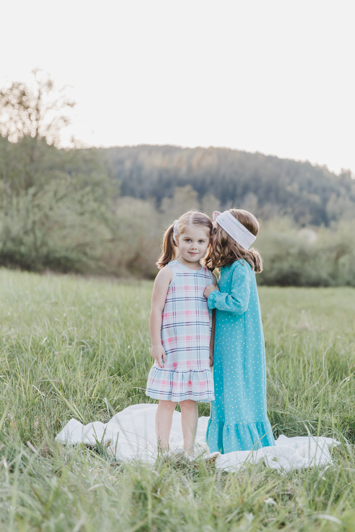 Girl's Nightgown Pattern