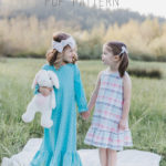 The Bellamy Girl's Nightgown Pattern is Here!