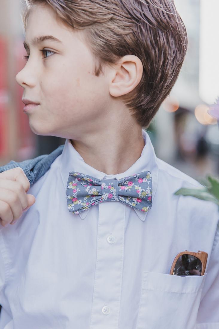 Boy Bow Tie Pattern