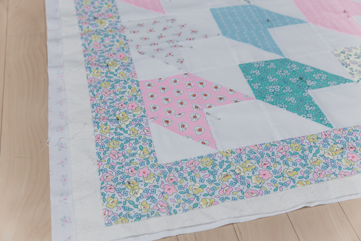 how to piece a quilt