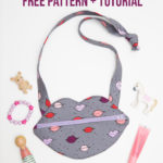 Free Lip Purse Pattern + Tutorial