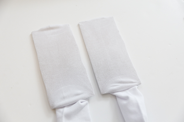 Cricut Iron-on Socks