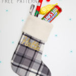 How to Make a Stocking for Christmas