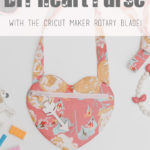 DIY Girl's Heart Purse Tutorial