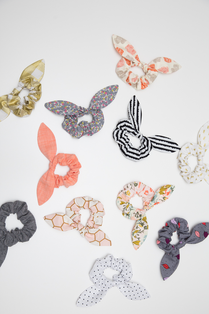 How to Make Scrunchies