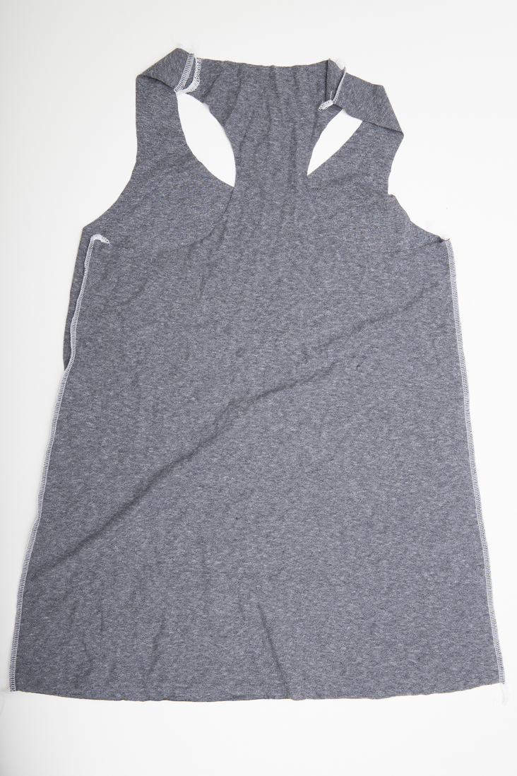 DIY Workout Tank Top Pattern - Free!