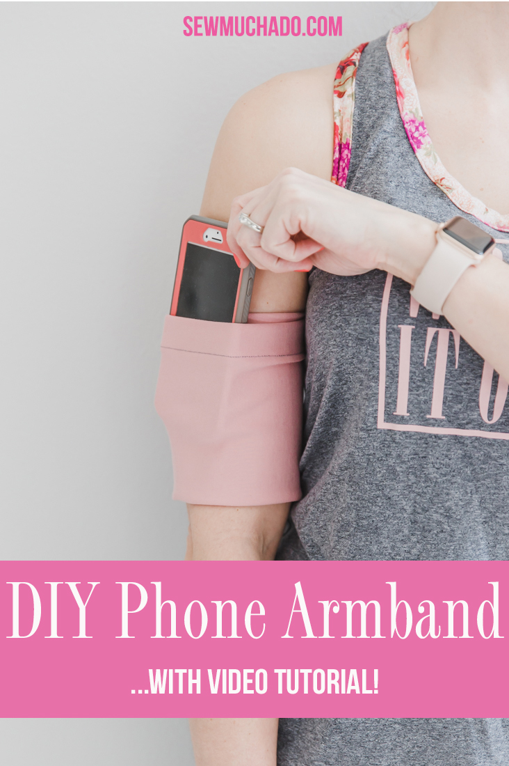 Phone Armband Tutorial
