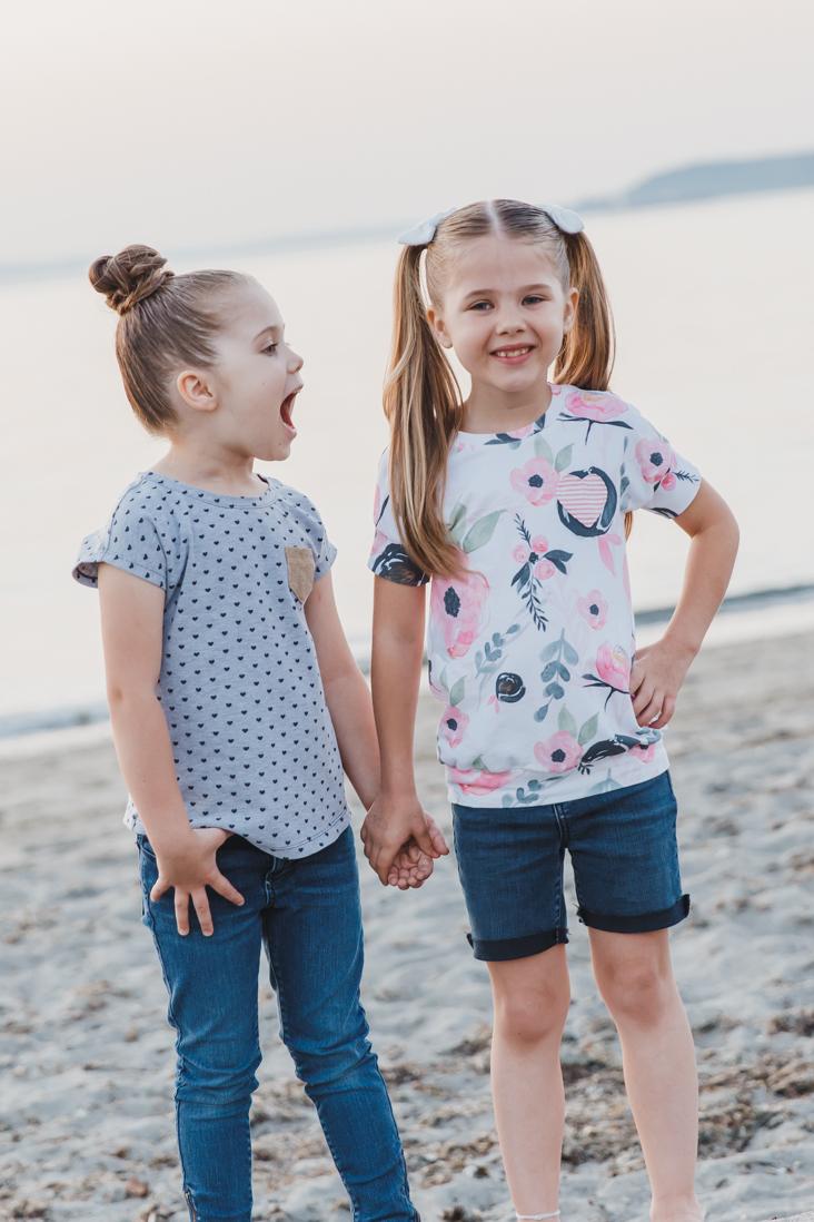 Girls Knit T Shirt Pattern