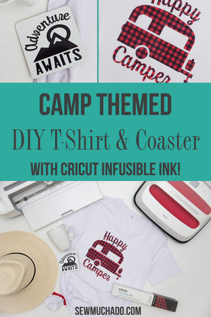 Cricut Infusible Ink Tutorial