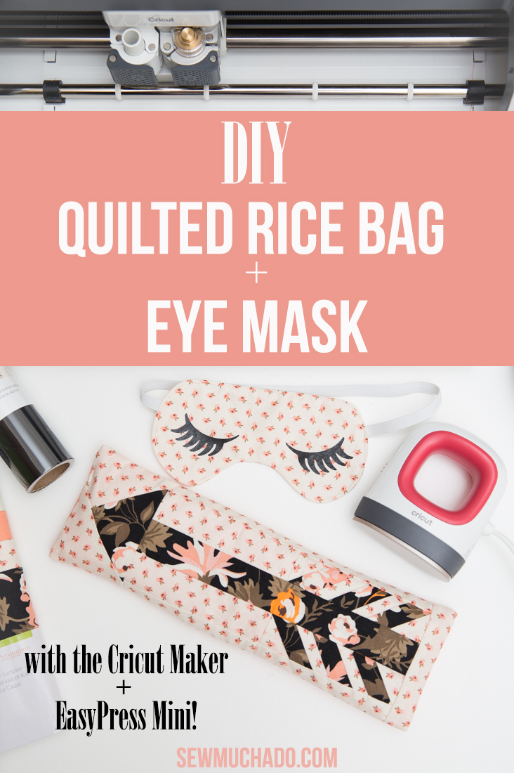 DIY Rice Bag Tutorial