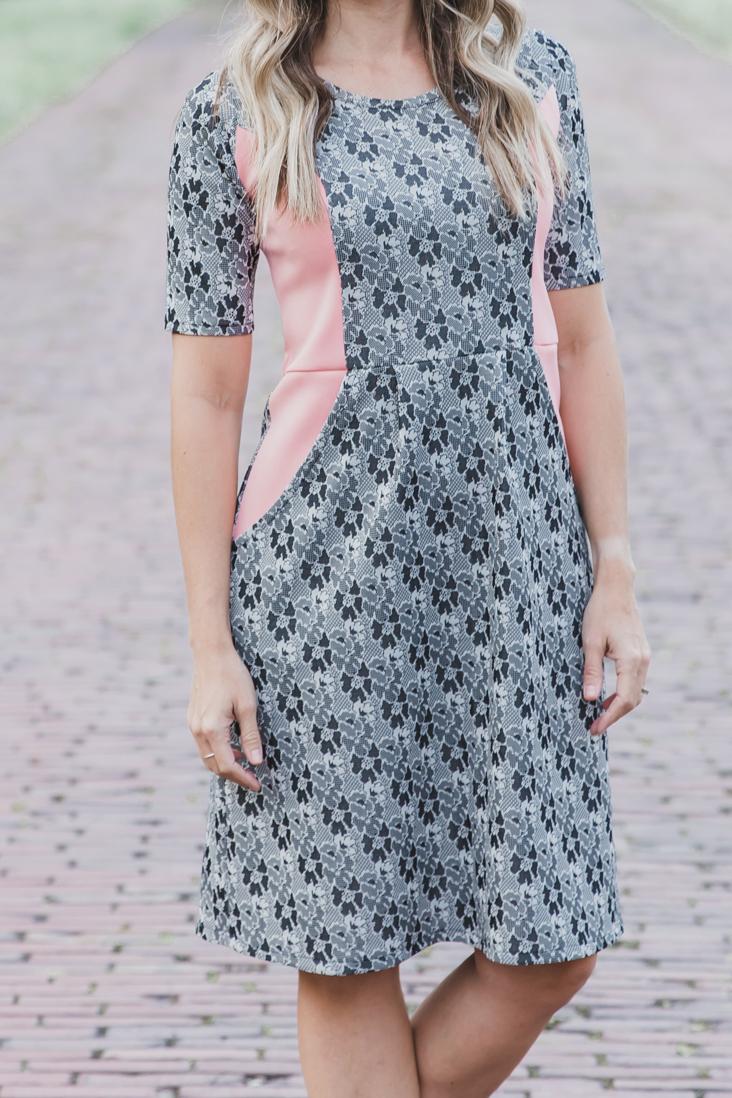 womens dress pattern