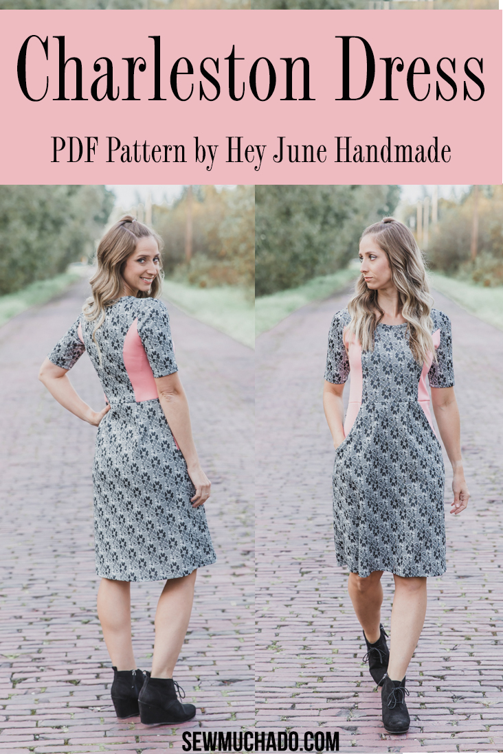 Charleston Dress PDF Pattern