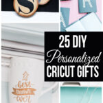 DIY Cricut Holiday Gifts