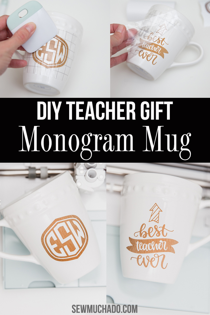 Cricut Teacher Mug