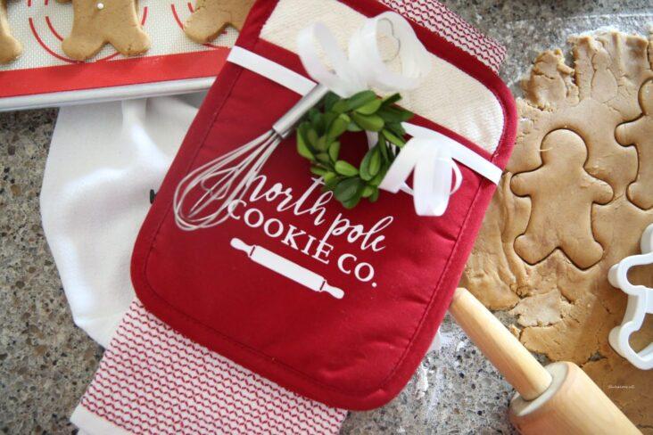 Cricut Baking Gift