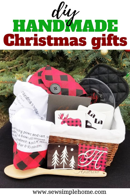 Cricut Gift Basket