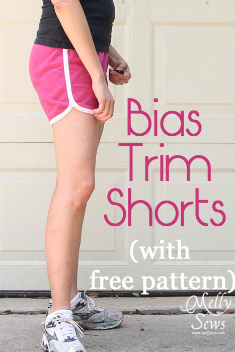 workout shorts to sew