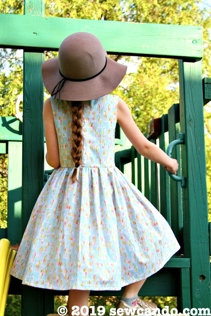little girl dress patterns
