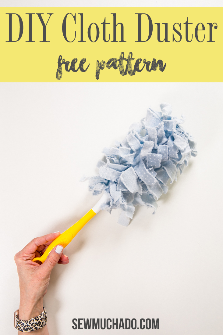 DIY Cloth Duster