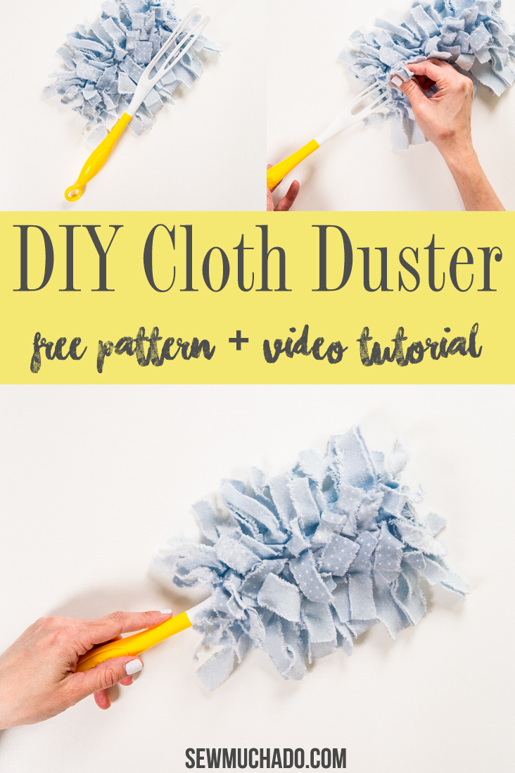 Reusable Swiffer Cloth Duster