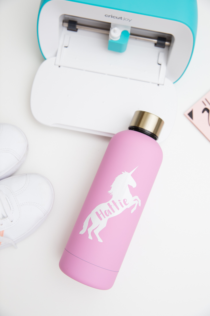 Cricut Joy DIY Water Bottle