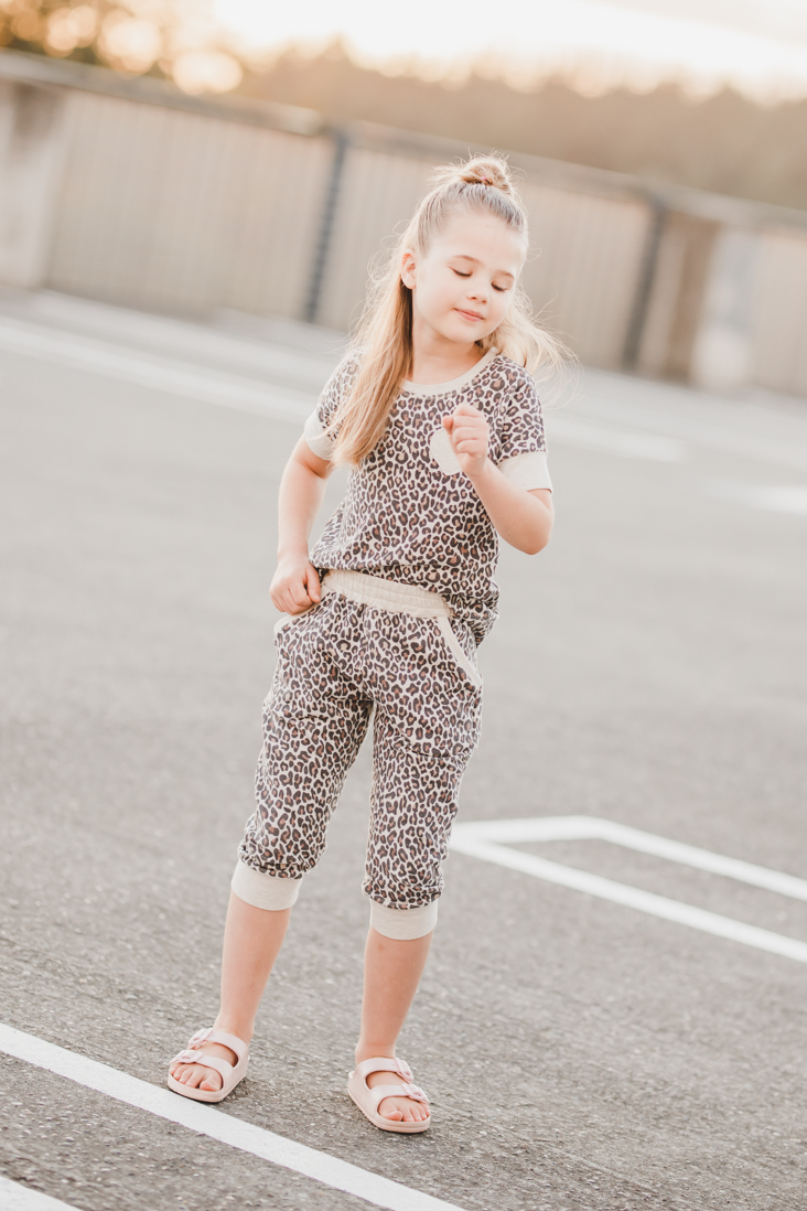 Kid's Sewing Patterns for Knits