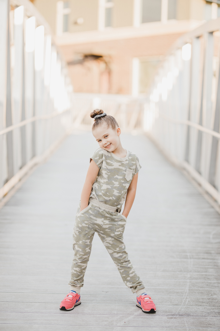DIY Kid's Jogger Set