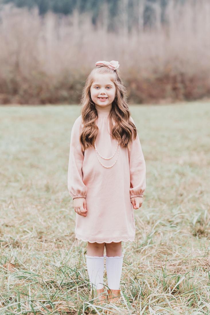 Tencil Twill Dress
