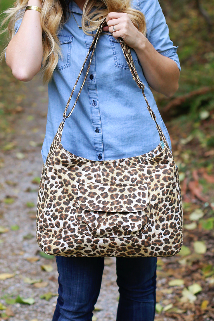 Overnight Bag Sewing Pattern